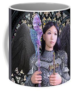 Vietnamese Angel2 Coffee Mug by Suzanne Silvir