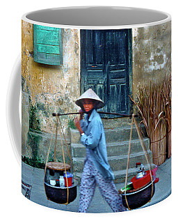 Vietnamese Street Food Sound Coffee Mug