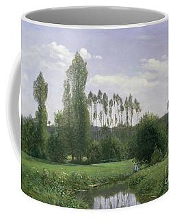 View At Rouelles Coffee Mug
