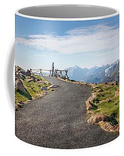 View At The Top Coffee Mug