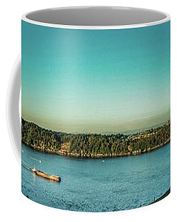 View From 11th Ave. Coffee Mug