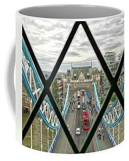 View From A Bridge Coffee Mug
