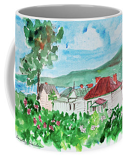 View From Battery Point Coffee Mug