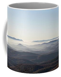 View From Blood Mountain Coffee Mug