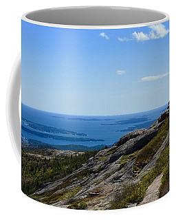 View From Cadillac Mountain Coffee Mug