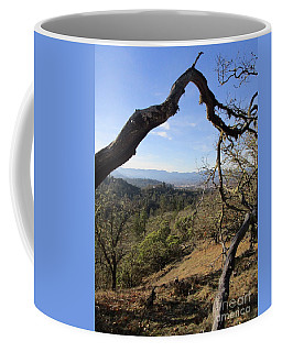 View From Cathedral Hills Coffee Mug