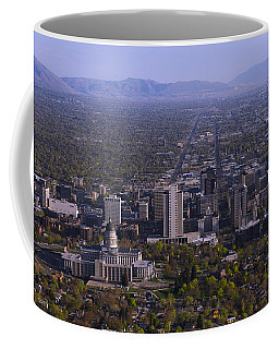 View From Ensign Coffee Mug
