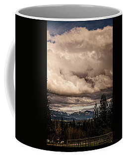 View From Flicka Farm Coffee Mug