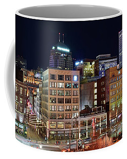 Coffee Mug featuring the photograph View From Gateway by Frozen in Time Fine Art Photography