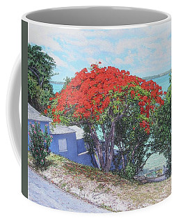View From Hill Street Coffee Mug