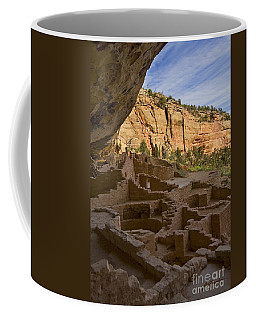 View From Inside Coffee Mug
