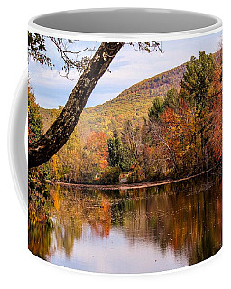 View From Manhan Rail Trail Coffee Mug