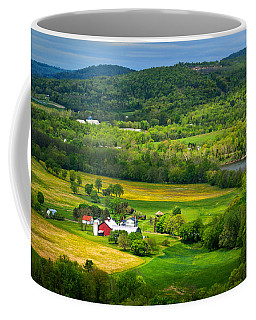 View From Marie Antoinette Overlook Coffee Mug