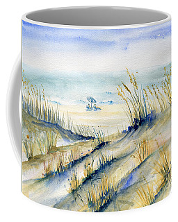 View From Marty's Playland Ocmd Coffee Mug