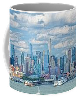 View From New Jersey 2 Coffee Mug