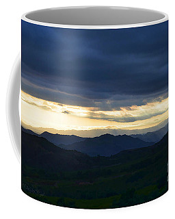 View From Palomar 9633 Coffee Mug
