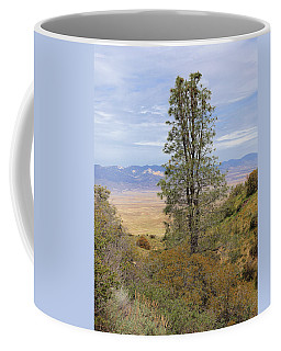 View From Pine Canyon Rd Coffee Mug