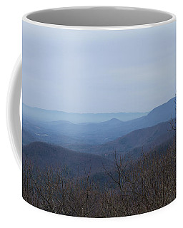 View From Springer Mountain Coffee Mug