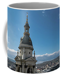 View From St. Stephen's Basilica Coffee Mug