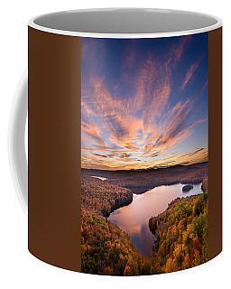 View From The Ledge Coffee Mug