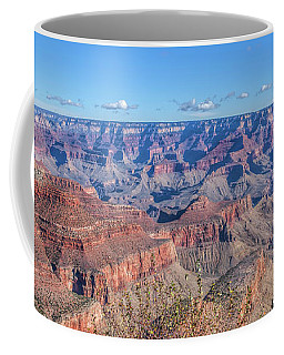 View From The South Rim Coffee Mug by John M Bailey