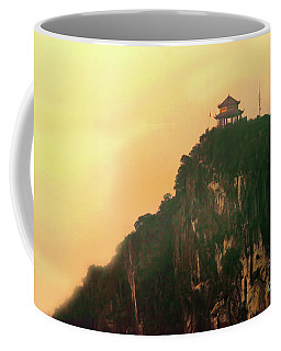 View From The Top  Ha Long Bay Coffee Mug