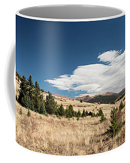 View From Vindicator Valley Trail Coffee Mug