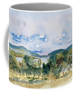View Of D'entrecasteaux Channel From Birchs Bay, Tasmania Coffee Mug