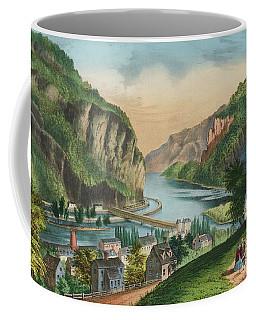 View Of Harpers Ferry, Virginia Coffee Mug