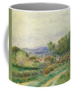 View Of La Seyne Coffee Mug