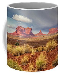View Of Monument Valley Coffee Mug