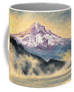 View Of Mt Hood Coffee Mug