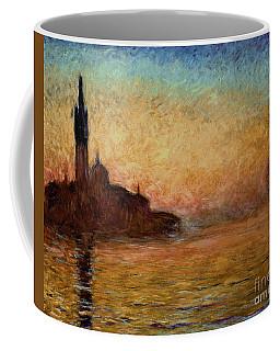View Of San Giorgio Maggiore Coffee Mug