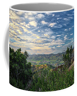 View Of Simi Valley Coffee Mug by Endre Balogh