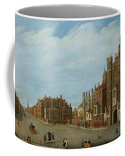 View Of St. James's Palace And Pall Mal Coffee Mug