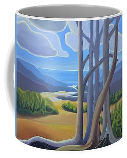 View Of The Lake Coffee Mug