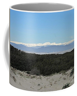 View Of The Sierra Nevada Coffee Mug