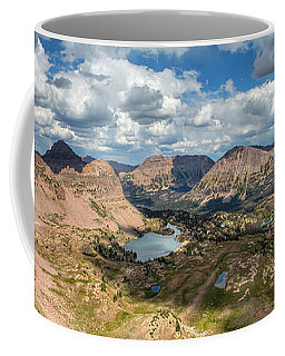 Coffee Mug featuring the photograph View Of The Uintas by Spencer Baugh