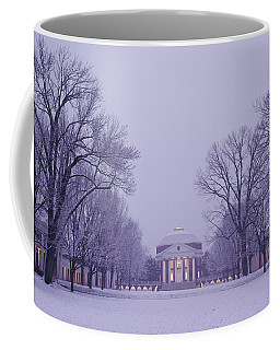 View Of The University Of Virginias Coffee Mug