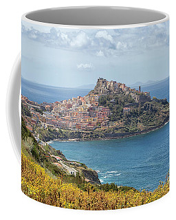 View On Castelsardo Coffee Mug