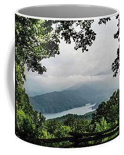 View Through The Trees Coffee Mug