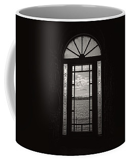 View Thru The Door Coffee Mug