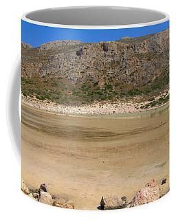 View To Gramvousa Coffee Mug