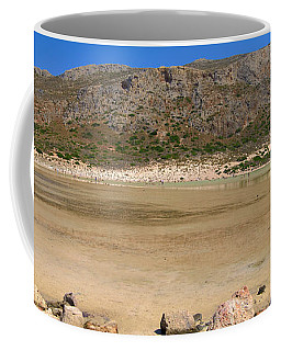 View To Gramvousa Coffee Mug