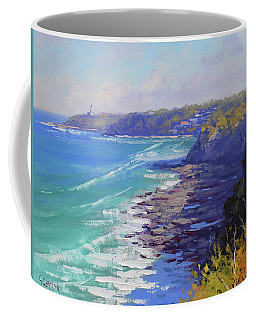 View To Norah Head Australia Coffee Mug