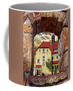 View To The Past Coffee Mug
