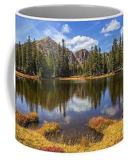 View Towards Notch Mountain Coffee Mug