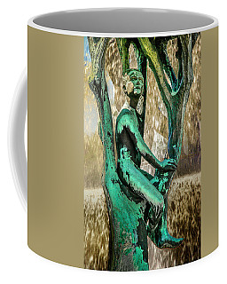 Vigeland Boy In Tree Fountain Coffee Mug