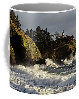 Vigorous Surf Coffee Mug
