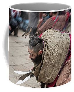 Viking Dancer Coffee Mug